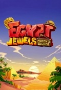 Egypt Jewels: Gems Match 3 Digger Android Mobile Phone Game