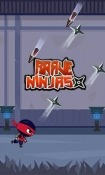 Brave Ninja Android Mobile Phone Game