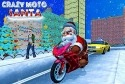 Crazy Santa Moto: Gift Delivery Android Mobile Phone Game