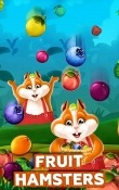 Fruit Hamsters: Farm Of Hamsters. Match 3 Game Android Mobile Phone Game
