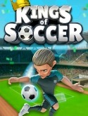 Kings Of Soccer Android Mobile Phone Game