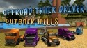 Offroad Truck Driver: Outback Hills Android Mobile Phone Game