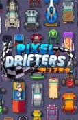 Pixel Drifters: Nitro! Android Mobile Phone Game