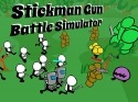 Stickman Gun Battle Simulator Android Mobile Phone Game