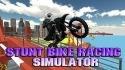 Stunt Bike Racing Simulator Android Mobile Phone Game