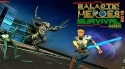 Galactic Heroes 2018: Survival War Android Mobile Phone Game