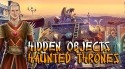 Hidden Objects Haunted Thrones: Find Objects Game Android Mobile Phone Game