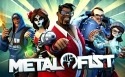 Metal Fist Android Mobile Phone Game