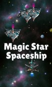Magic Star Spaceship Android Mobile Phone Game