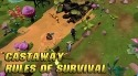 Castaway: Rules Of Survival Android Mobile Phone Game