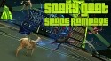 Scary Goat Space Rampage Android Mobile Phone Game