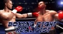 Boxing Fight: Real Fist Android Mobile Phone Game
