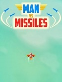 Man Vs. Missiles Android Mobile Phone Game