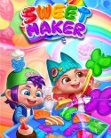 Sweet Maker: DIY Match 3 Mania Android Mobile Phone Game