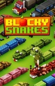 Blocky Snakes Android Mobile Phone Game