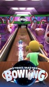 Strike Master Bowling Android Mobile Phone Game