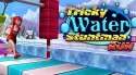 Tricky Water Stuntman Run Android Mobile Phone Game