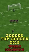 Soccer Top Scorer 2018: World Champion Android Mobile Phone Game