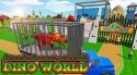 Jurassic Dinosaur Park Craft: Dino World Android Mobile Phone Game