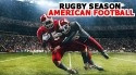 Rugby Season: American Football Android Mobile Phone Game