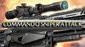 Commando Sniper Attack: Modern Gun Shooting War Android Mobile Phone Game