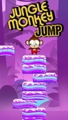 Jungle Monkey Jump Android Mobile Phone Game