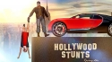 Hollywood Stunts Racing Star Android Mobile Phone Game