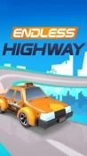 Endless Highway: Finger Driver Android Mobile Phone Game