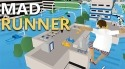 Mad Runner: Parkour, Funny, Hard! Android Mobile Phone Game