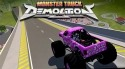 Monster Truck Demolition Android Mobile Phone Game