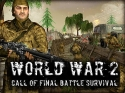 World War 2: Call Of Final Battle Survival WW2 Android Mobile Phone Game