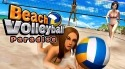 Beach Volleyball Paradise Android Mobile Phone Game