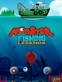 Monster Fishing Legends Android Mobile Phone Game