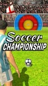 Soccer Championship: Freekick Android Mobile Phone Game