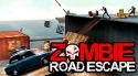 Zombie Road Escape: Smash All The Zombies On Road Android Mobile Phone Game