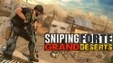 Sniping Forte: Grand Deserts Android Mobile Phone Game