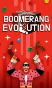 Boomerang Evolution: Merge Idle RPG Android Mobile Phone Game