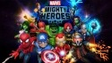 Marvel: Mighty Heroes Android Mobile Phone Game