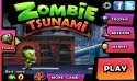 Zombie Tsunami Huawei Ascend Plus Game