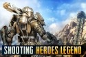 Shooting Heroes Legend: FPS Gun Battleground Games Samsung Galaxy On6 Game