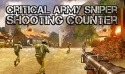 Critical Army Sniper: Shooting Counter QMobile NOIR A9 Game
