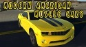 Modern American Muscle Cars Android Mobile Phone Game