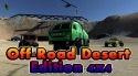 Off-road Desert Edition 4x4 Android Mobile Phone Game