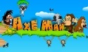 Axe Man Android Mobile Phone Game