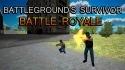 Battleground's Survivor: Battle Royale Android Mobile Phone Game