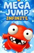 Mega Jump Infinite Android Mobile Phone Game