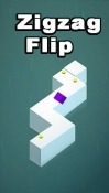Zigzag Flip Android Mobile Phone Game