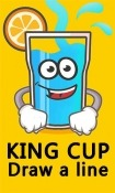 King Cup: Draw A Line Android Mobile Phone Game