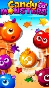 Candy Monsters Match 3 Android Mobile Phone Game