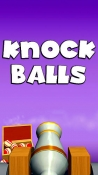 Knock Balls Android Mobile Phone Game